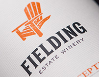 Fielding Estate Winery Package & Logo Design