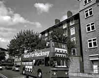 London in Kodak TMax 400 film.