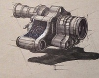 Props - Optical Instruments
