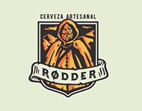RØDDER · Cerveza Artesanal