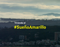Movistar #SueñoAmarillo - TVC