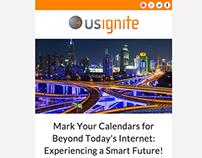 Email Slicing & Mailchimp Integration for US Ignite