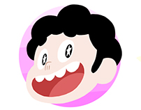 Steven Universe - Sticker Set