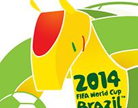 FIFA Mascot 2014 - Pitch