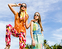 Styling for Milàn Models Summer Campaign