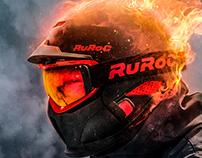 Ruroc Raging Inferno