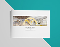 Aesthetic Book of OPERA HOUSE & BA SON STATION