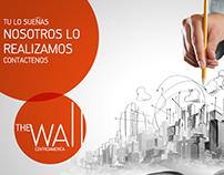 "Campaña publicitaria The Wall ""Sueña"""