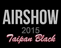 2015 Australian Airshow - RAN Taipan Black
