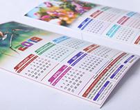 New year 2019 calendar Design #Creative Design