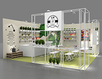 Exhibition design X E-SP
