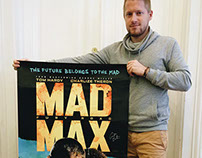 MADMAX artwork competition winner