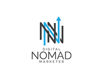 Digital Nomad Marketer Branding