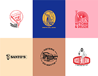 Quarantine Food Branding
