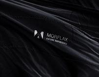 MORFLAX: Brand identity