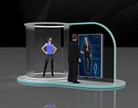 Provador Virtual -  Experimentação de vestuário