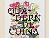 'Quadern de Cuina' book