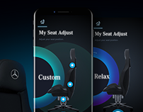 Mercedes Best Chair // APP