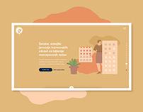 Illustrations for a website www.priporocila.si