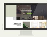 Costa e Barros - UI/UX Website