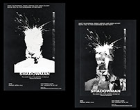 Shadowman Tribeca Film Festival Invitation and Posters
