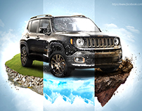 Jeep Ads - Bahrain
