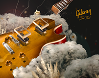 Gibson Les Paul promotion image
