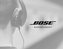 Bose Redesign Concept