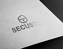 Secusto - brand identity