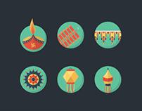 Diwali Dhamaka Icons