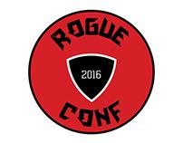 Rogue Conf 2016 Sticker design