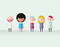 Talentry - Social Recruiting Animation
