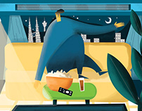 Tranglo Illustrations