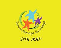 [2012] Taman Remaja Surabaya Site Map