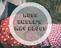 Russ Ewell May Blog Headers