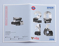 Epson - Product Catalogue 2016