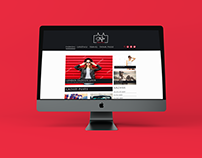 Fashion Client Branding and Responsive Web Design