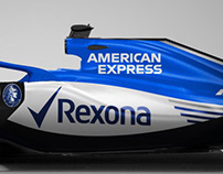 Williams American Express F1