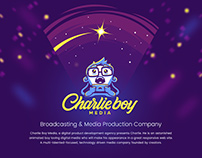 Charlie Boy Media – Website and Responsive Design