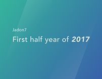 The first half of 2017