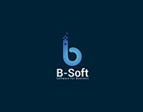 B-Soft Logo