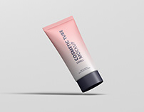 Cosmetic Tube Mockup Small