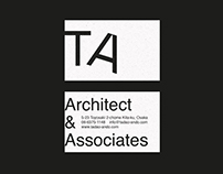 TADAO ANDO Architect & Associates - Visual Identity