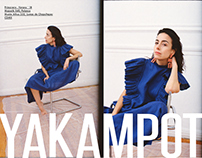 YAKAMPOT Spring-Summer `18 Ad Campaign