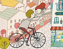Poster for Taichung European Film Festival 2012