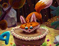 Fox´s birthday