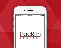 PacRim Connect – Mobile App
