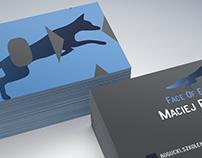 Business Card - FOX
