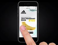 Adidas - Rich Media Display Ad
