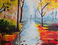 Silent Autumn (Remake of Graham's)